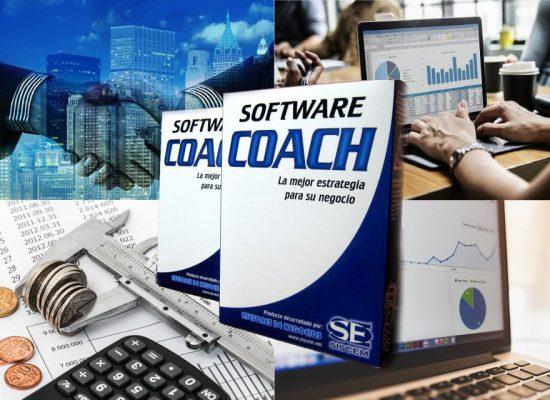 servicio de outsourcing nómina, Software administrativo y contable COACH