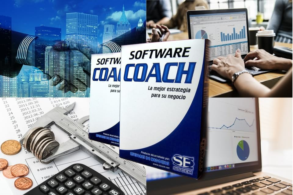 servicio de outsourcing nómina, Software administrativo y contable COACH