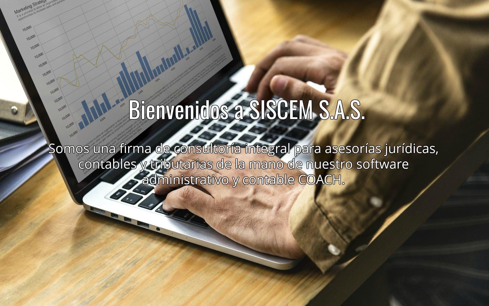 Firma de consultoría integral, asesoría jurídica, asesoría contable, asesoría tributaria de la mano nuestro software administrativo y contable COACH